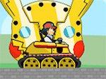 Pokemon Tank Battle
