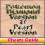 Cheats for Pokemon Diamond/Pearl Guide – FREE