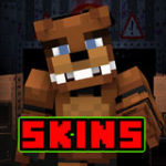 FNAF Skins for Minecraft PE – Pocket Edition Skins