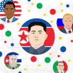 Presidents War: Eat Dot Game – multiplayer cell eater in paradise hocus