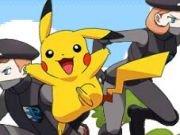 Pikachu Thunderbolt Attack
