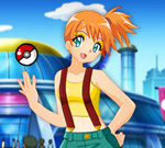 Misty's Pokemon Make Up