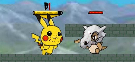 Pokemon Battle Arena