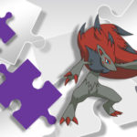 Zorua and Zoroark Puzzle Pack